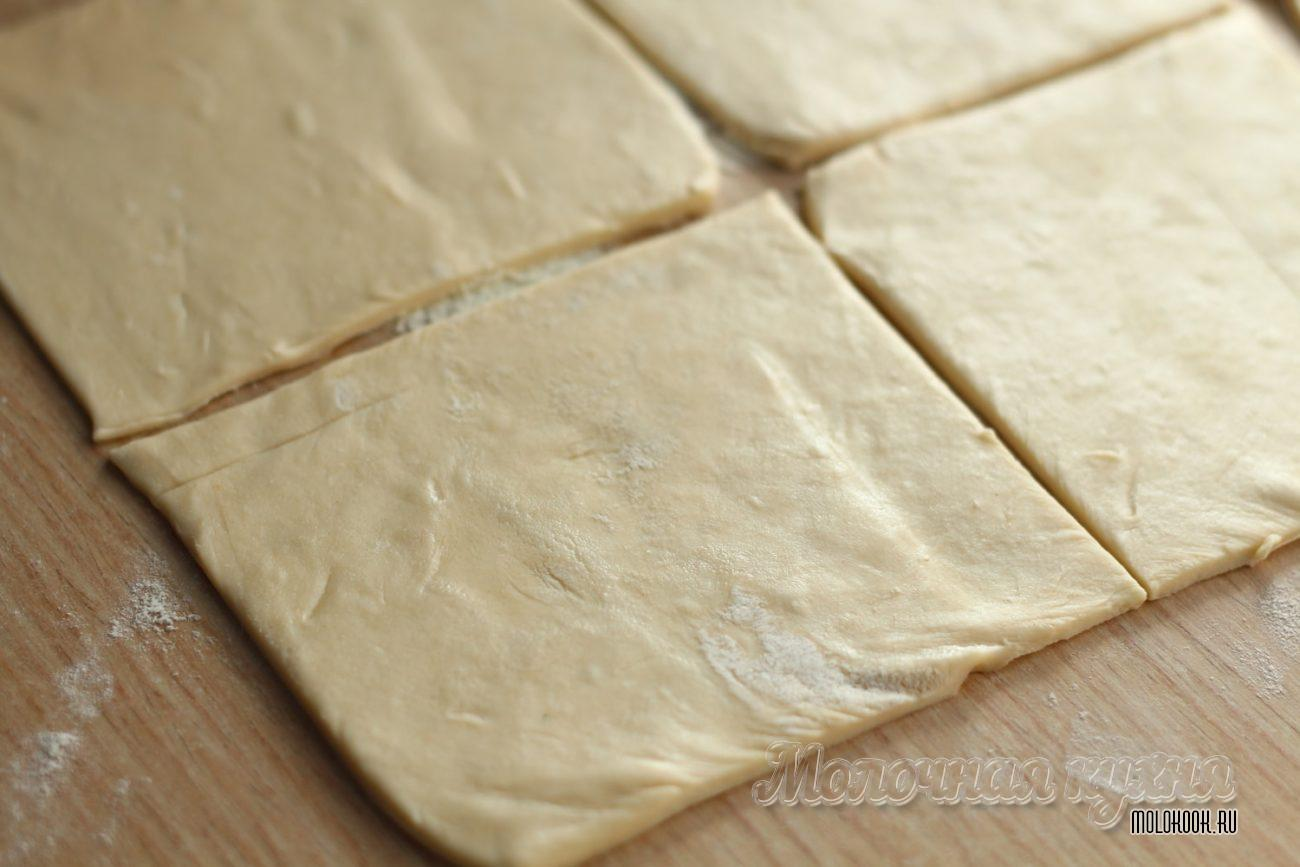 неснимаемый приворот тесто дрожжевое замороженное рецепты с фото задние