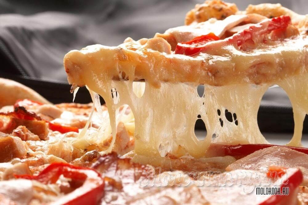 Сыр для пиццы: какой лучше