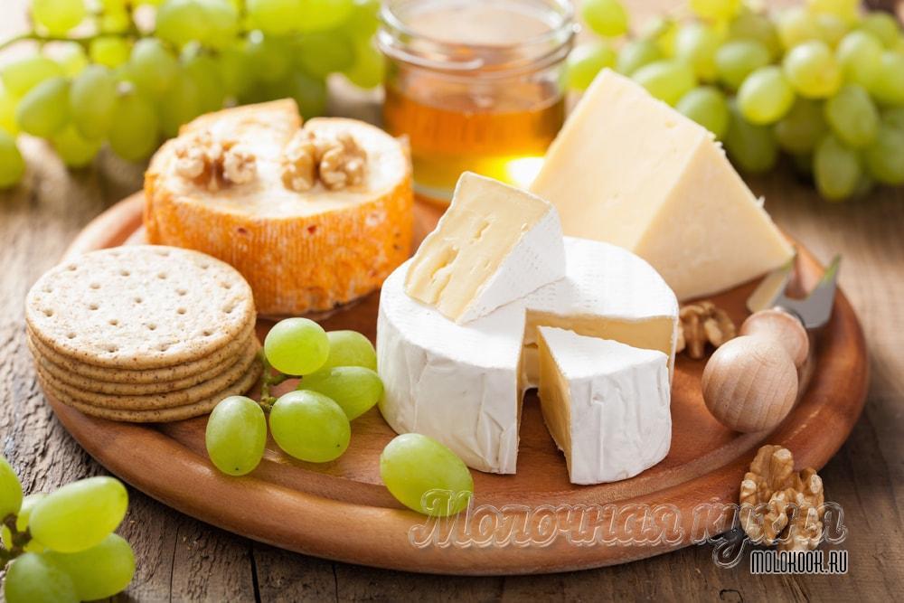 Сырная тарелка: фото, состав, оформление