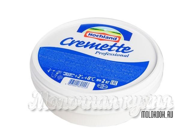 Сыр Хохланд Креметте
