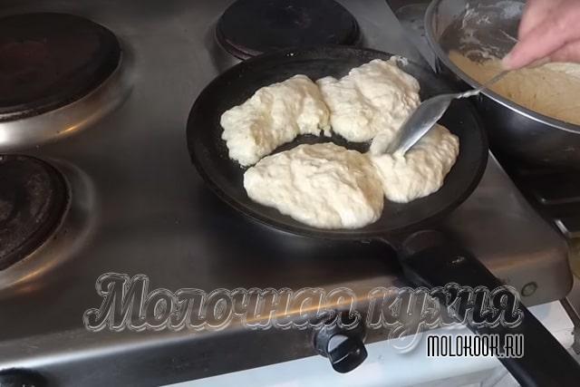 Жарка на сковороде
