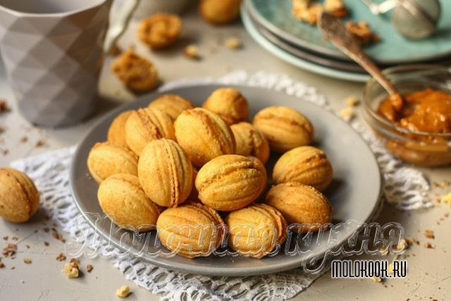 Мягкие орешки