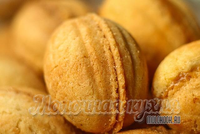 Приблизительная калорийность орешков