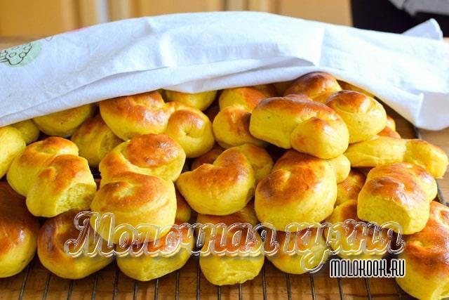 Универсальный рецепт для пирогов, пирожков, булочек