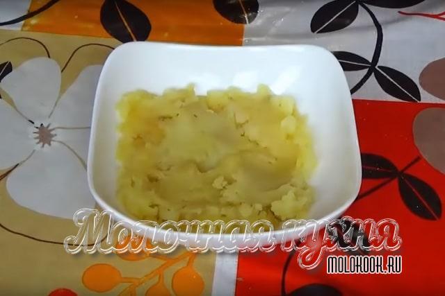 Картофель в салатнике