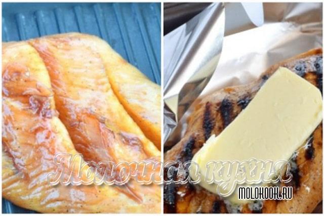 Обжаривание и запекание курицы