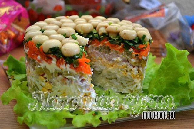 Рецепт блюда от Аллы Ковальчук