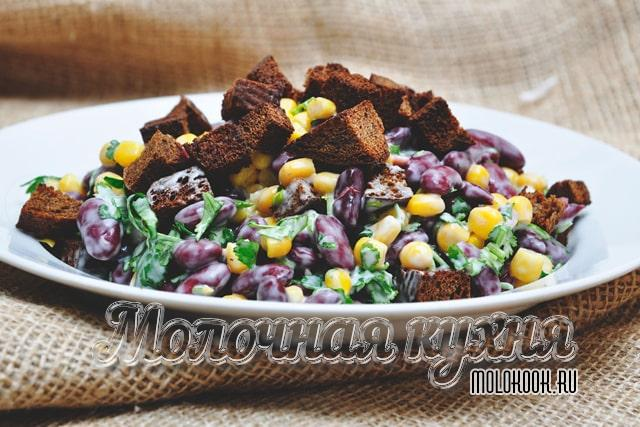 Рецепт «Студенческого» салата