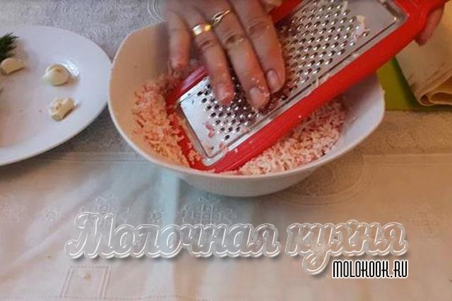 Приготовление начинки