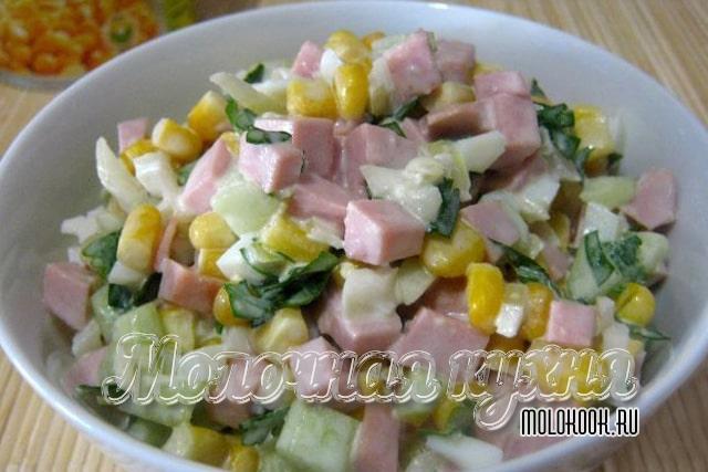 Рецепт без картошки и горошка