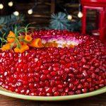 Готовим «Гранатовый браслет» - классический праздничный салат, очень простой и вкусный