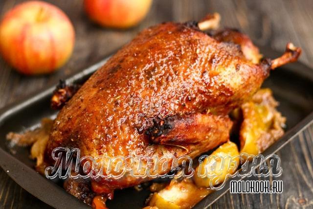 Рецепт с горчицей и медом