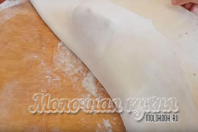 Заворачивание в тесто