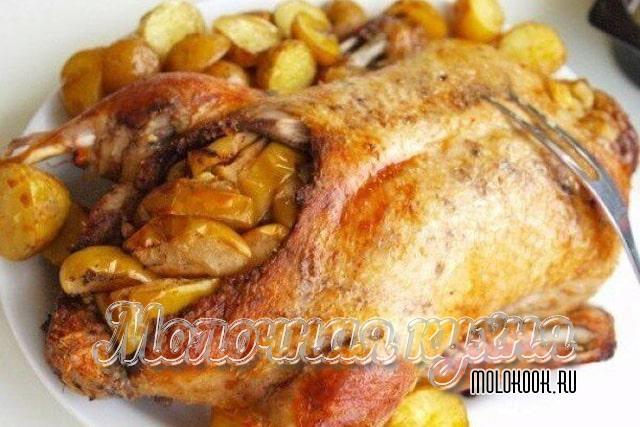 Рецепт с картофелем