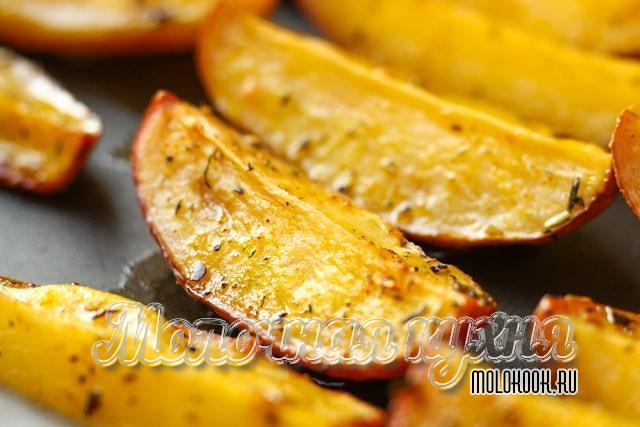 Вариант приготовления картошки в кожуре