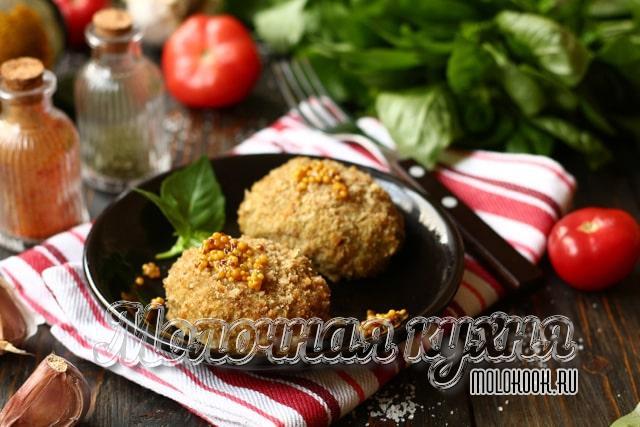 Рецепт приготовления в духовке