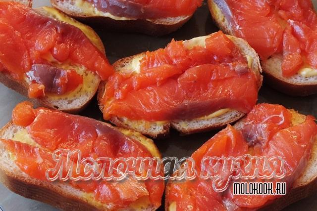 Рецепт горбуши, соленой под семгу