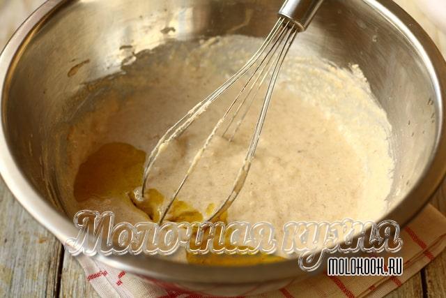 Масло добавлено