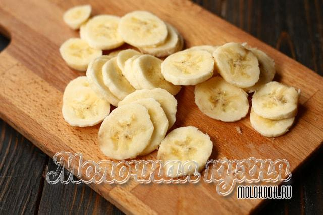 Ломтики банана