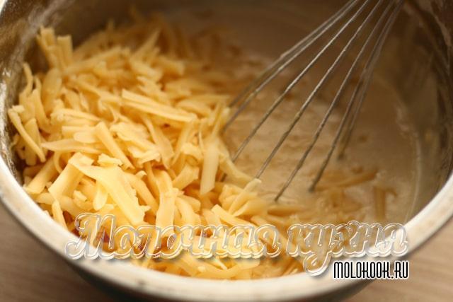 Сыр добавлен