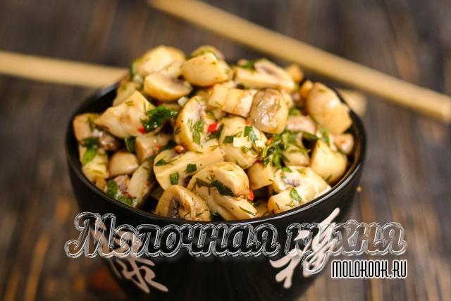 Рецепт приготовления в корейском стиле