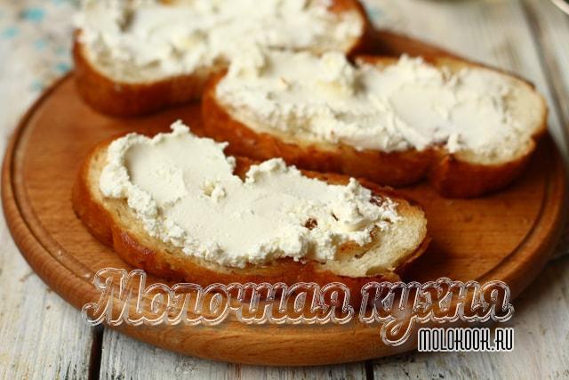Сыр намазан