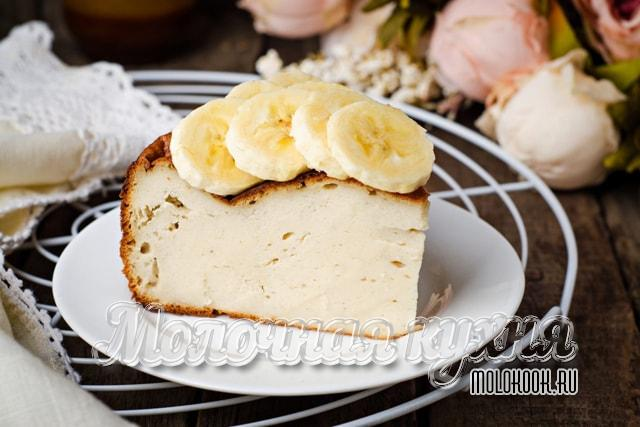 Рецепт с бананами