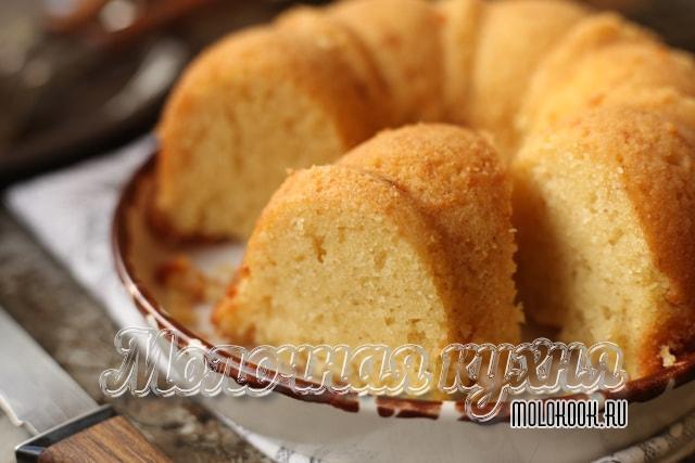 Рецепт с довавлением пшеничной муки