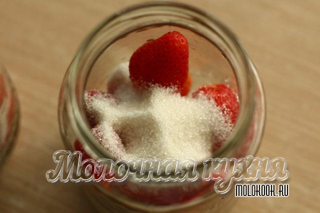 Сахар насыпан