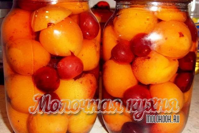 Рецепт с добавлением абрикосов
