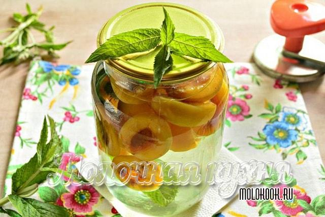 Рецепт со свежей мятой