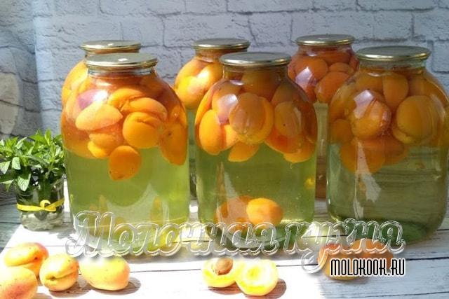 Рецепт с лимонной кислотой