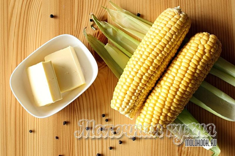Варим в домашних условиях мягкую и сочную кукурузу