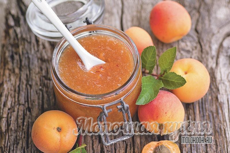 Рецепт абрикосового варенья впрок