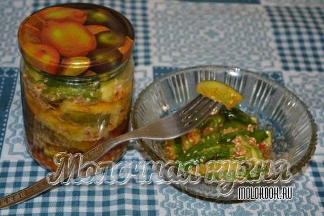 С соевым соусом и кунжутным семенем