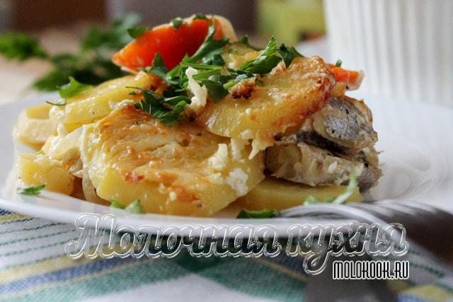 Рецепт с добавлением картошки
