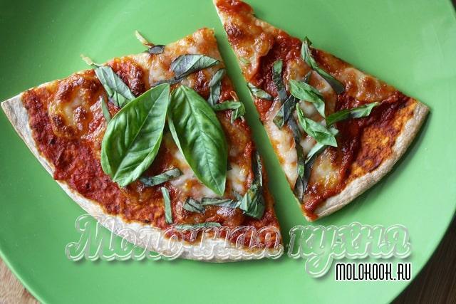 Тесто по-итальянски