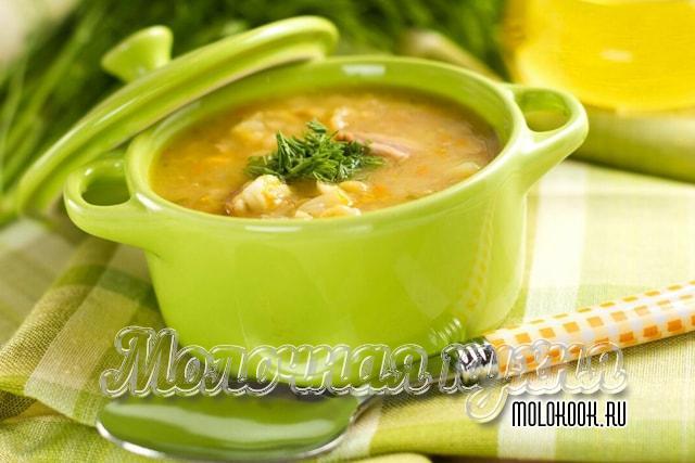Приемы для быстрого разваривания гороха в супе