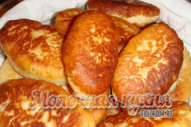Кефирное тесто без дрожжей