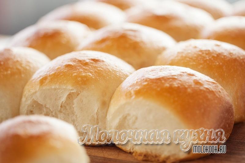 Нежное, вкусное тесто для сдобных домашних булочек