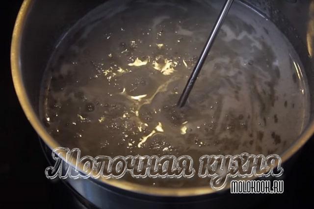 Варка сиропа